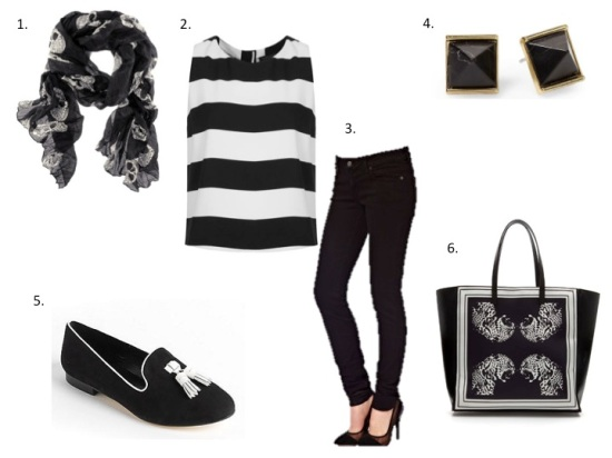 Style Guide: Black & White Trend