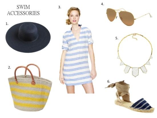 Swimwear Accessories