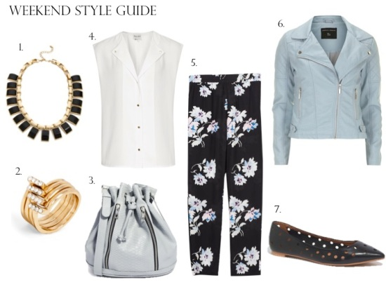 Weekend Style Guide: Spring Invasion