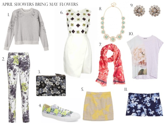 Trending Tuesday: Florals