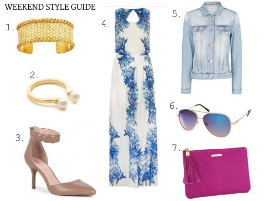 weekend style guide 5.17.14