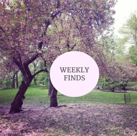 Weekly Finds 5.16.14