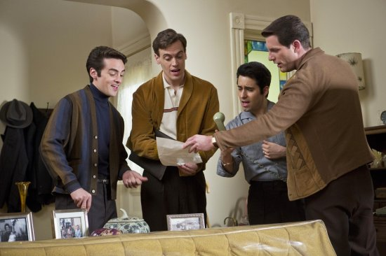 Movies and Films Review: Jersey Boys