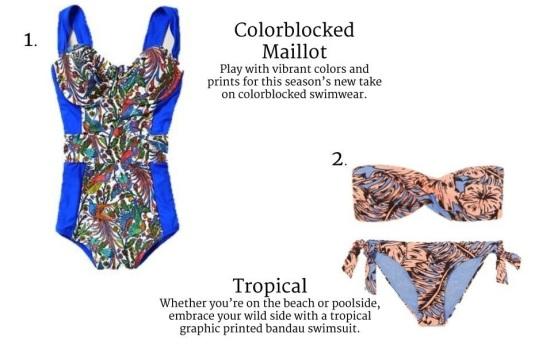 swimwear trends '14