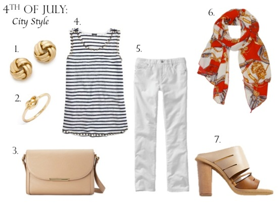 4th of July Style: City