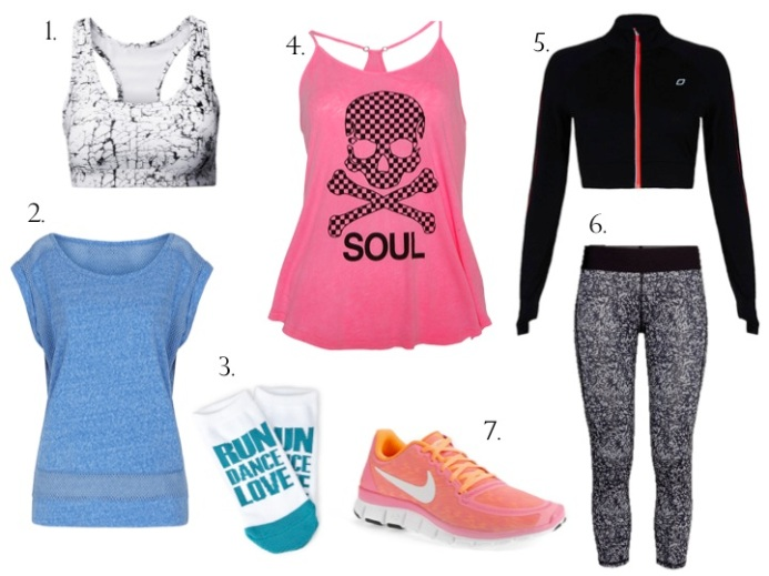 Workout Wear For the Gym and Beyond