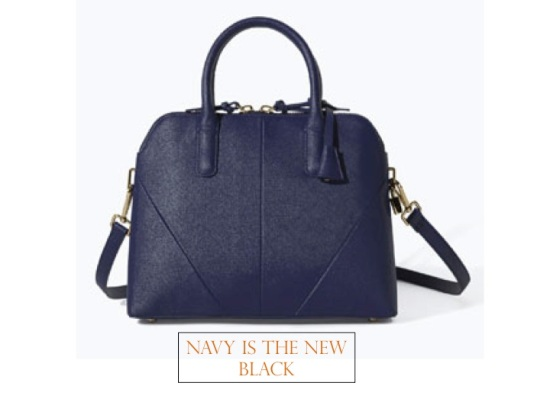 The Fall It Handbag: Zara's City Bag