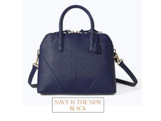 The Fall It Handbag: Zara's City Bag