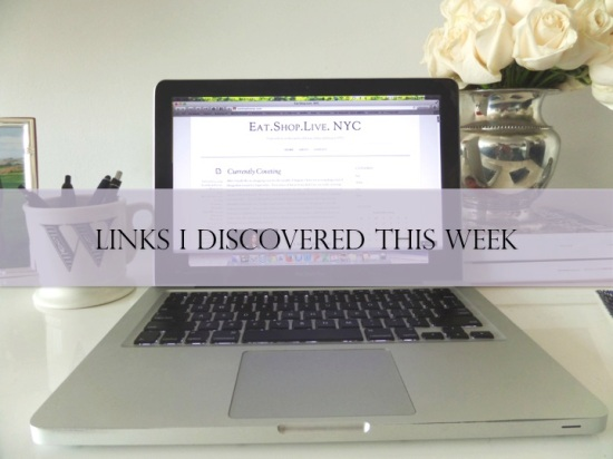 Links I Discovered This Week