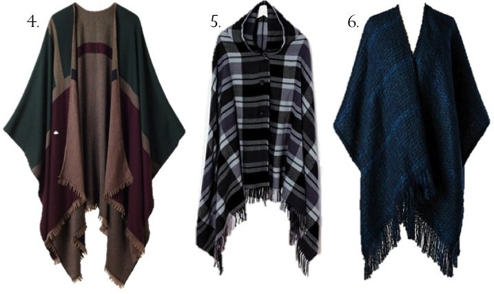 Burberry Blanket Trend