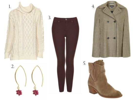 Thanksgiving Day Outfits