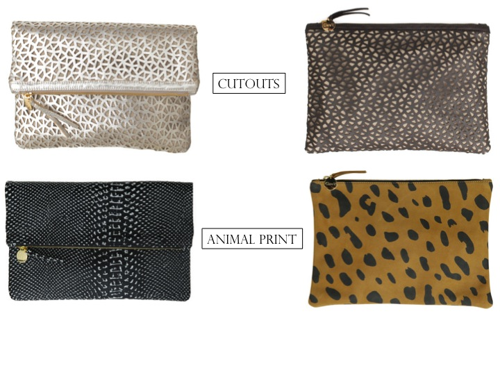 Currently Coveting: Clare V. Clutches