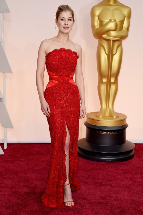 Oscars 2015 Best Dressed List