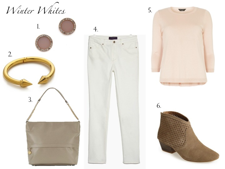 Style Guide: Winter Whites