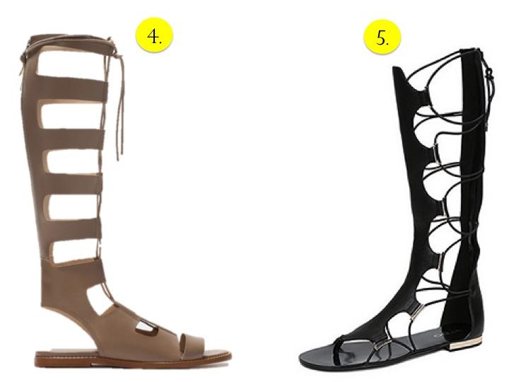 e39f7edc266 Spring 2015 Shoe Trends Part 2  Gladiator Sandals « Eat.Shop.Live. NYC