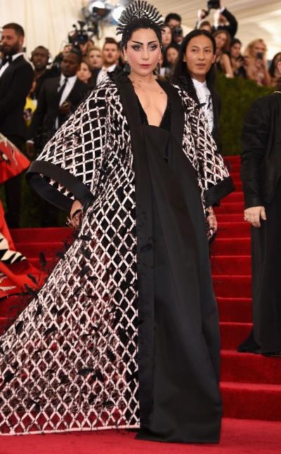 Lady Gaga in Balenciaga