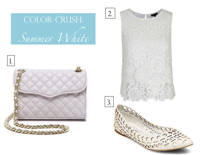 Color Crush: Summer White