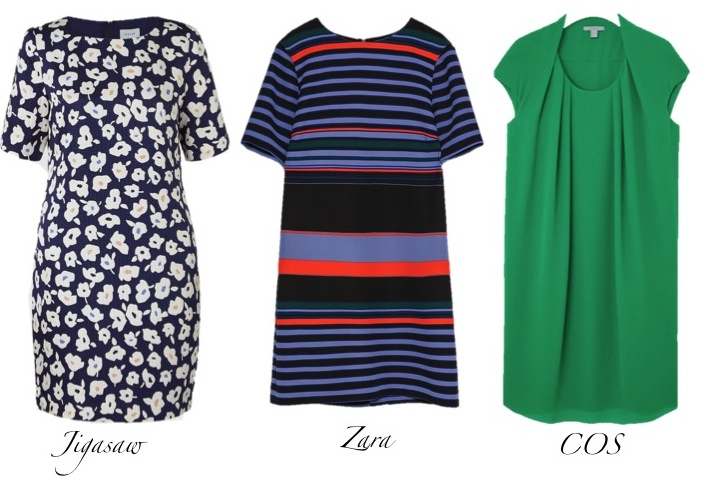 Currently Coveting: The Shift Dress