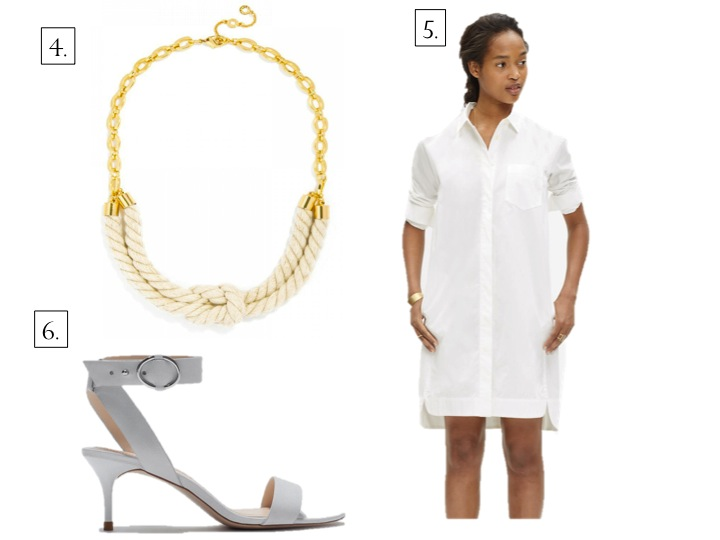Color Crush: Summer Whites