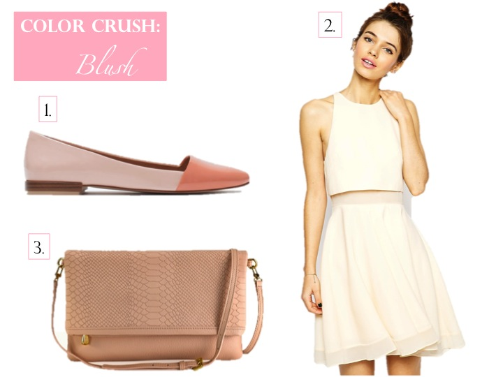 Color Crush: Blush