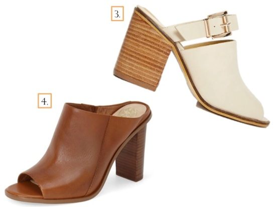 Currently Coveting: Mules