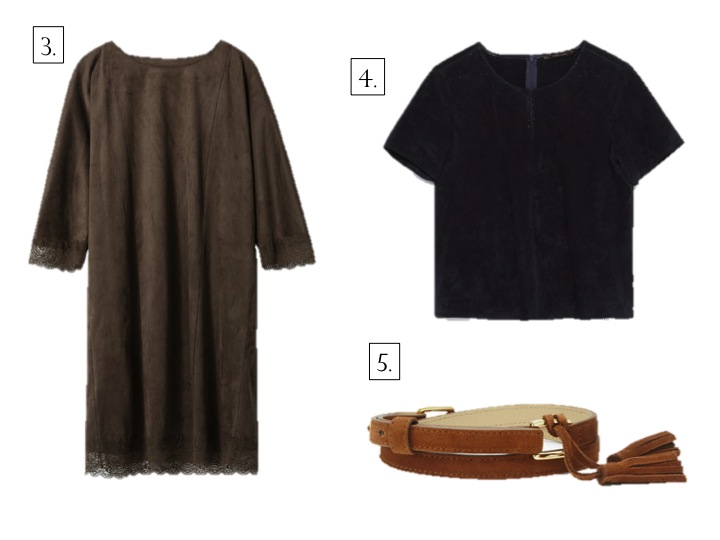 Currently Coveting: Suede