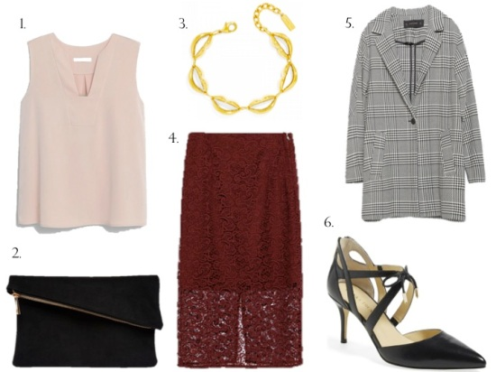 Color Crush: Burgundy & Blush