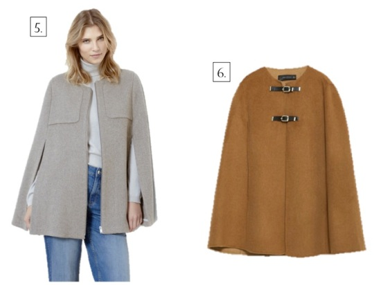 Currently Coveting: Capes