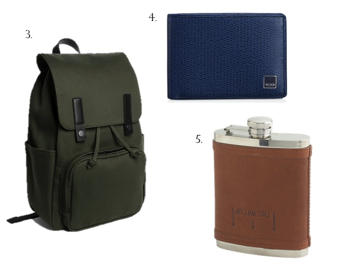 Holiday Gift Guides: For the Man in Your Life