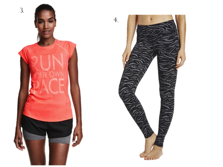 Currently Coveting: Fashionable Activewear