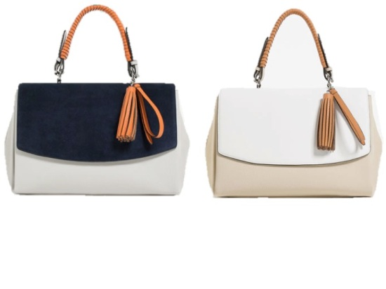 It Bag For Spring: Zara's City Bag