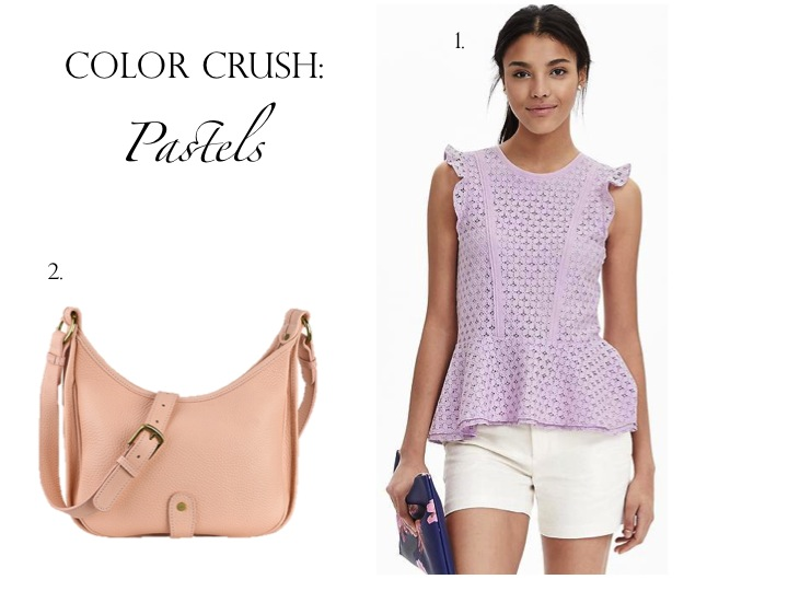 Color Crush: Pastels