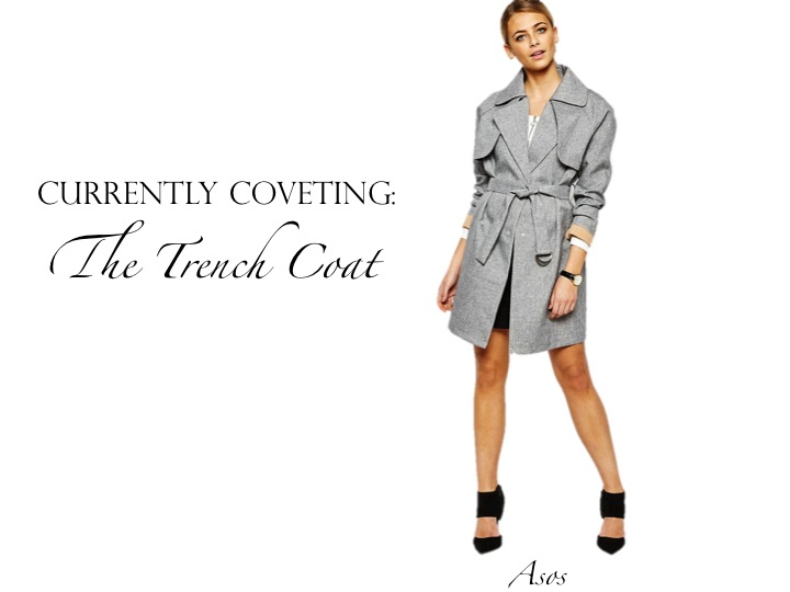 Currently Coveting: Trench Coat