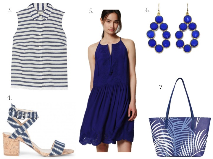 Color Crush: Summer Blues
